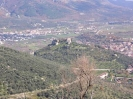 Collina di Monteliveto con Castello e Chiesa SS. Addolorata