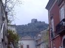 Il Castello Medioevale da Via I. Caracciolo