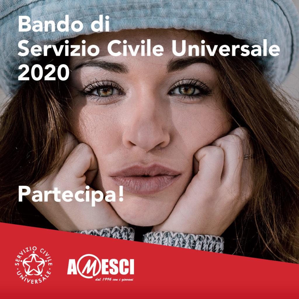 Bandi di Servizio Civile Universale 2020
