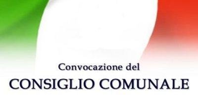 CONVOCAZIONE CONSIGLIO COMUNALE 30.04.2021